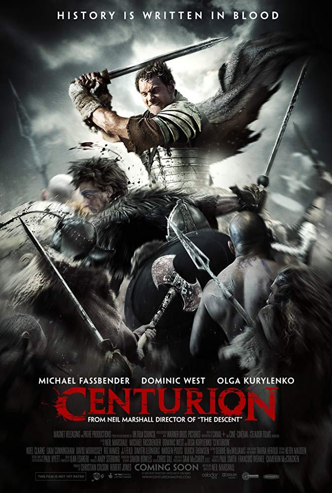 Centurion (2010) อหังการนักรบแผ่นดินเถื่อน