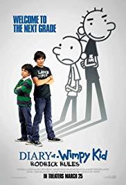 Diary of a Wimpy Kid: Rodrick Rules (2011) ไดอารี่ของเด็กไม่เอาถ่าน 2