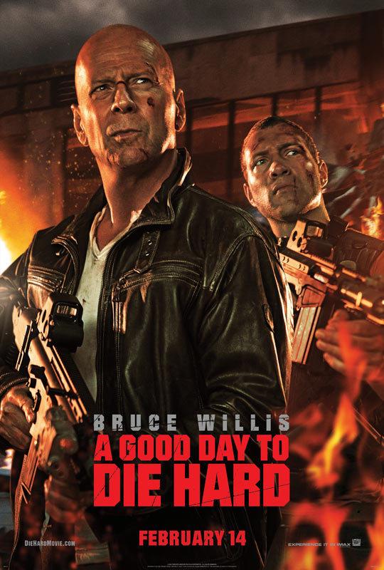 A Good Day to Die Hard (2013) วันดีมหาวินาศ คนอึดตายยาก ภาค 5
