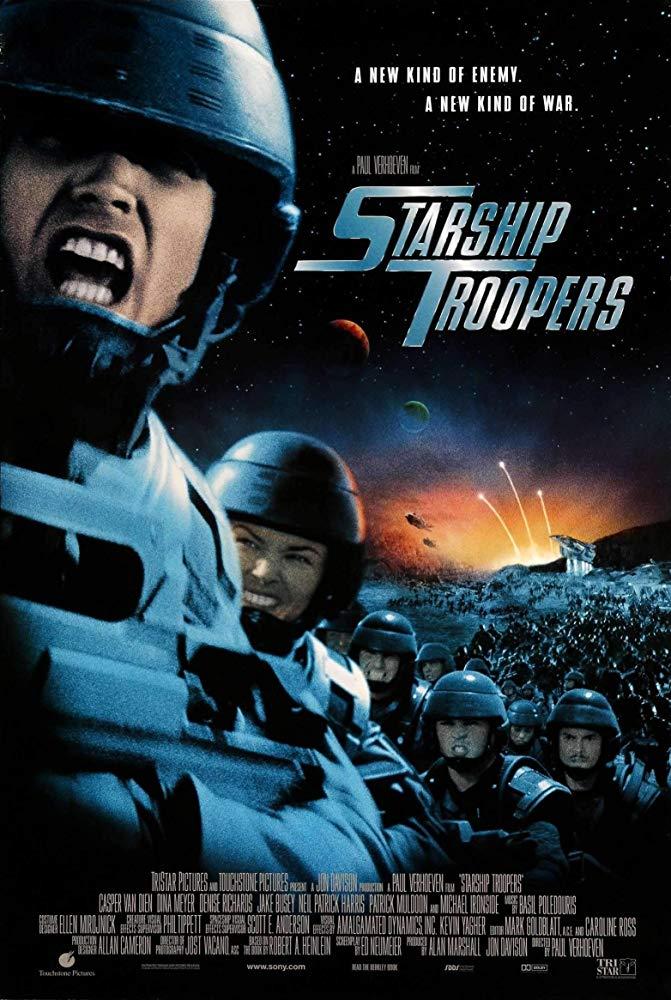 Starship Troopers (1997) สงครามหมื่นขา ล่าล้างจักรวาล ภาค 1