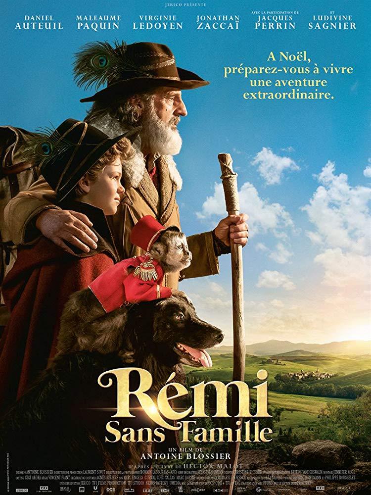 Remi Nobody's Boy (2018) เรมี่ หนุ่มน้อยเสียงมหัศจรรย์