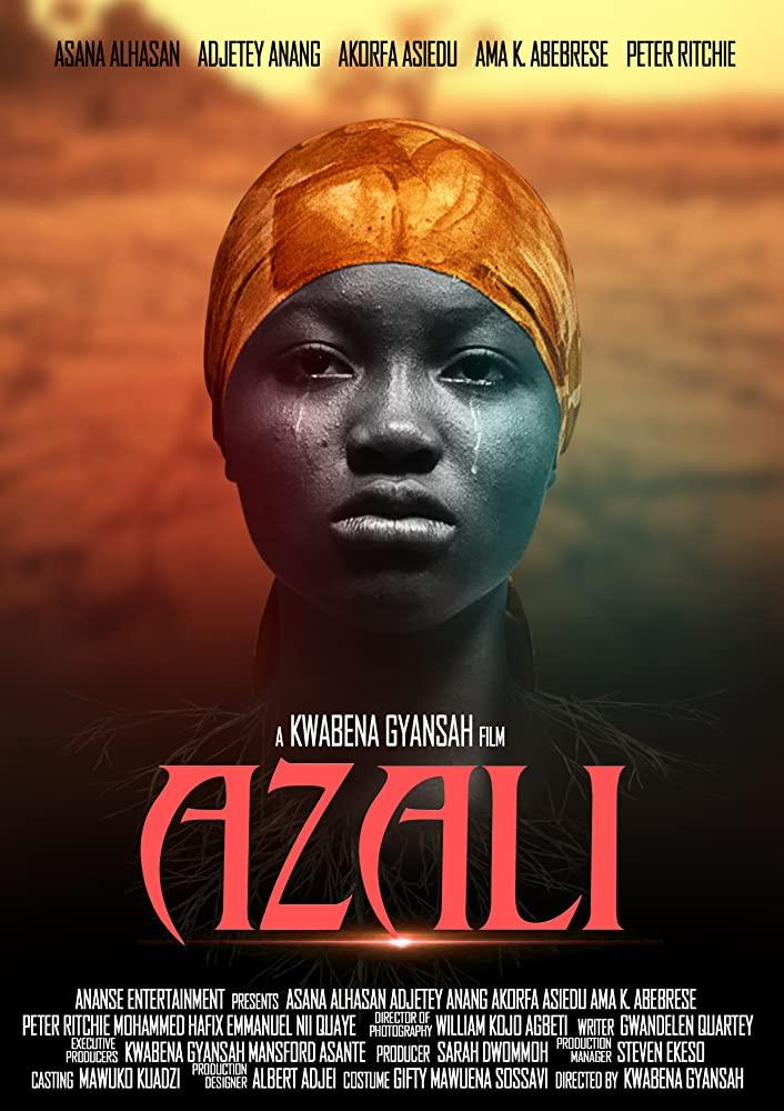 Azali (2018) รอยน้ำตา