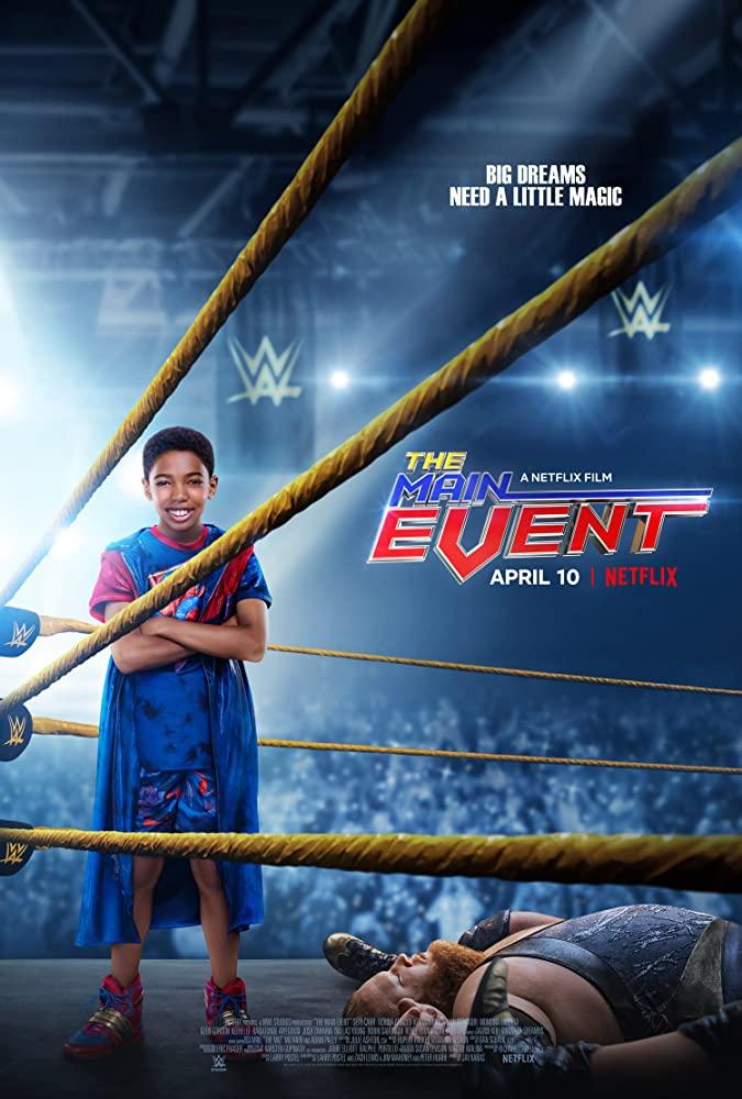 THE MAIN EVENTS (2020) หนุ่มน้อยเจ้าสังเวียน WWE