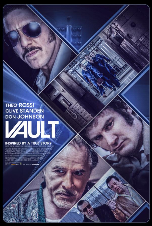 VAULT (2019) แผนปล้นโครตเซฟ