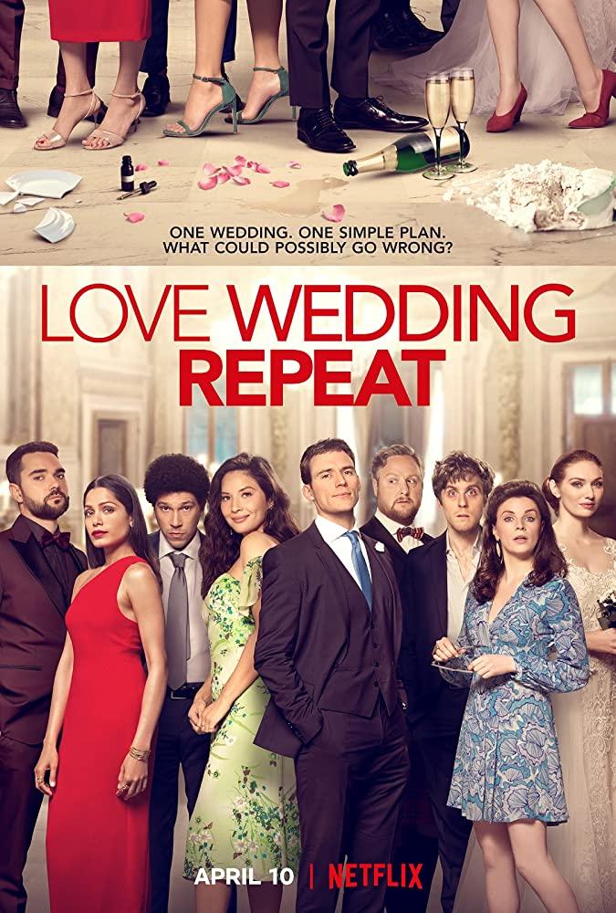 LOVE WEDDING REPEAT   NETFLIX (2020) รัก แต่ง ซ้ำ