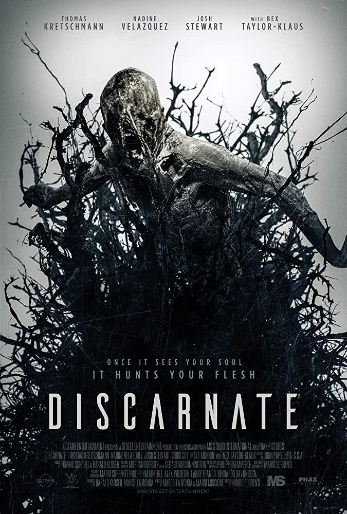 Discarnate (2018) การปล่อยให้สู่อิสระ