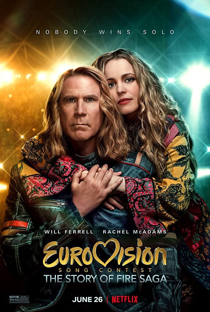 Eurovision Song Contest: The Story of Fire Saga ไฟร์ซาก้า: ไฟ ฝัน ประชัน เพลง (2020)