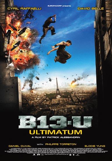 District B13: Ultimatum (2009) คู่ขบถ คนอันตราย ภาค 2