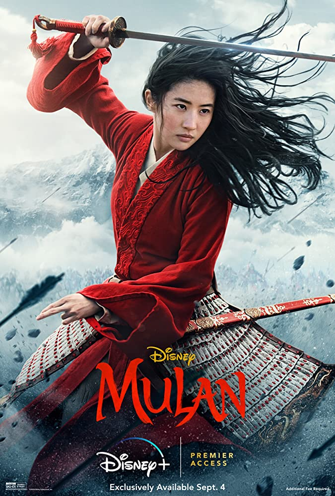 Mulan Legend ยอดนักรบฮวามู่หลาน (2020)