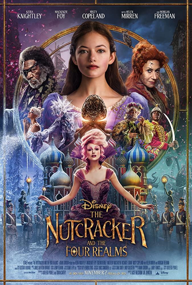 The Nutcracker and the Four Realms (2018) เดอะนัทแครกเกอร์กับสี่อาณาจักรมหัศจรรย์