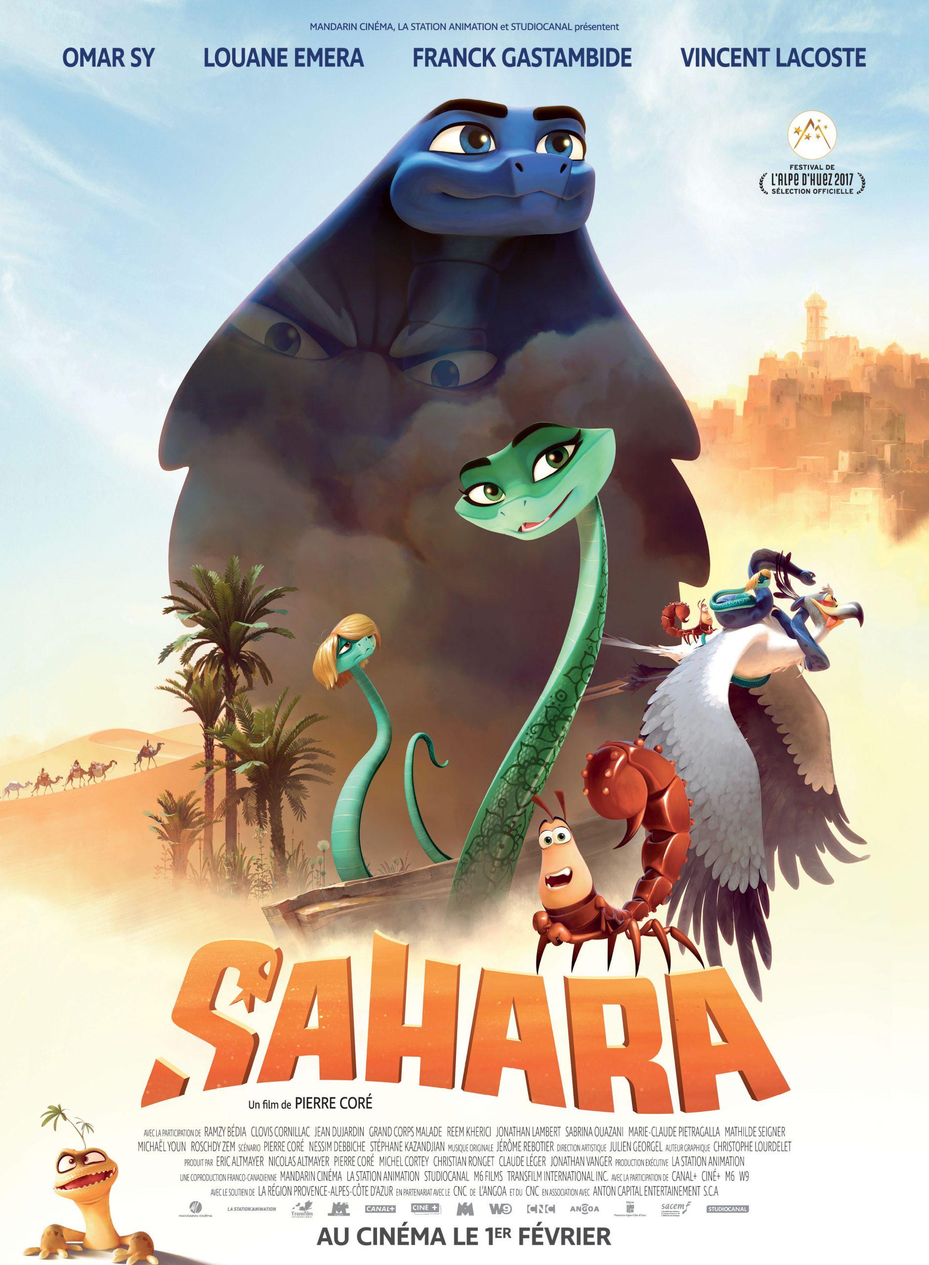 Sahara | Netflix (2017) ซาฮาร่า