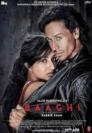 Baaghi (2016) ยอดคนสุดกระห่ำ